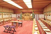 鹿島神宮 神武館