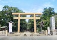 鹿島神宮鳥居