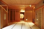 砂の栖客室入口